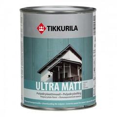 Краска Ультра Мат ТИККУРИЛА 0,9л