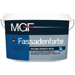 Краска фасадная MGF M90 Fassadenfarbe 7 кг