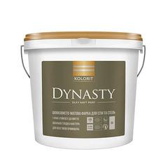 Краска Dynasty Колорит, базис А 0.9л