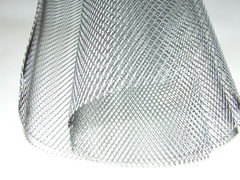 Сетка просечно-вытяжная оцинкованная 17х40х0,5 (10м.кв)