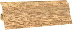 Плинтус-короб с коэкструзией, Тик 2,5м/п