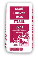 Шпаклёвка финишная Stabill PG-41 20кг