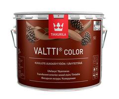 Лазурь Tikkurila Valtti Color базис EC 9л бесцветный