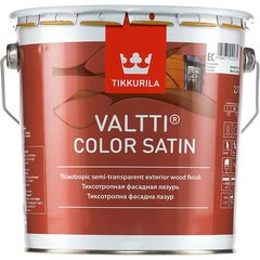 Антисептик Tikkurila Valtti Color Satin EC 2,7 л