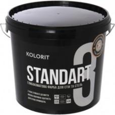 Краска Standart 3 Колорит, базис А 4.5л