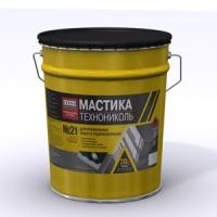Мастика ТехноНИКОЛЬ №21 (Техномаст) 20 кг