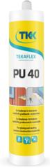 Герметик полиуретановый TKK TEKAFLEX PU 40 серый 600мл