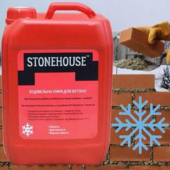 Пластификатор противоморозный Stonehouse 10л