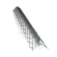 Уголок для мокрой штукатурки 3м, белый 9003