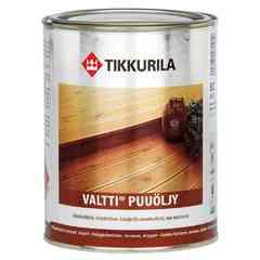 Масло для дерева Валтти ТИККУРИЛА, базис ЕС 9л