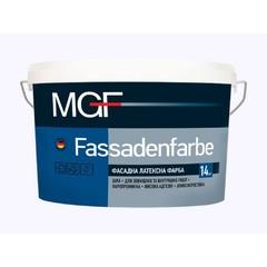 Краска фасадная MGF M90 Fassadenfarbe 14кг
