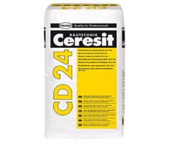 Полимерцементная шпаклёвка Ceresit CD24 25кг