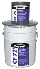 Полиуретановое покрытие Ceresit CF72B/2,72 для промышленных полов