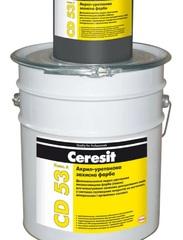 Краска CERESIT CD 53 защитная (компонент А), 16,4 кг