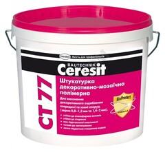 Штукатурка мозаичная Ceresit СТ77 1,4-2,0 мм цвет PERSIA 1 14кг