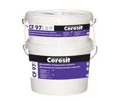 Декоративно-защитная полиуретановая краска Ceresit CF97 4,8кг