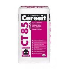 Клей для теплоизоляции ППС Ceresit СТ85 PRO Зима 27кг