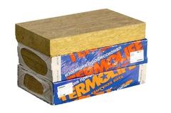 Минеральная вата ТермоЛайф Вент Фасад (базальт) 1000*600*100мм 80 г/м2 1,8 кв.м.