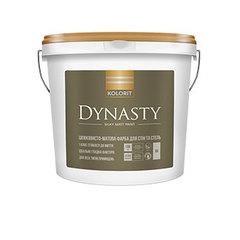 Краска интерьерная Kolorit Dynasty база С 9л