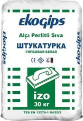 Штукатурка стартовая изогипс Экогипс 30 кг (Турция)