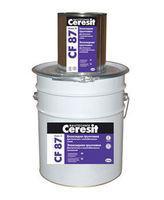 Эпоксидная грунтовка Ceresit CF87В/2,2 кг