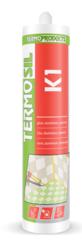 Герметик силиконовый Armmax Termosil K1 280мл
