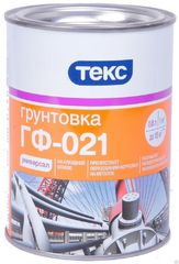 Грунт ТЕКС ГФ-021 красно-коричневый 1кг
