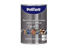 Грунт Polifarb ГФ-021 красно-коричневый 50кг