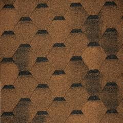 Битумная черепица TILERCAT ПРИМА (3м.кв) коричневый