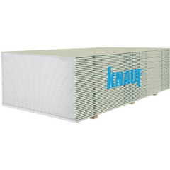 Гипсокартон Knauf 12.5*1200*2500