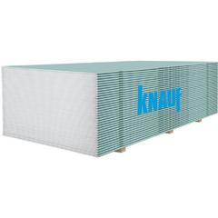 Гипсокартон влагостойкий Knauf 12.5*1200*2000