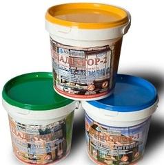 Огнебиозащита для древесины ГЛАДІАТОР-1, 5кг