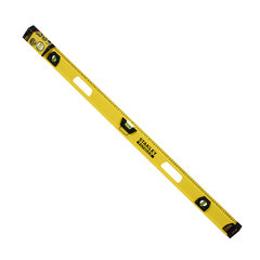 Уровень строительный 40см 3 глазка жёлтый