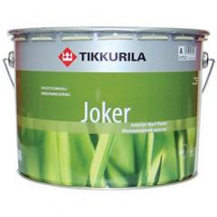 Краска интерьерная Tikkurila Joker базис А 9л