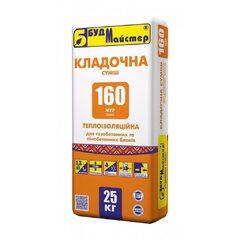 Кладочная смесь для газобетонных блоков МУР-160 Izofix 25 кг