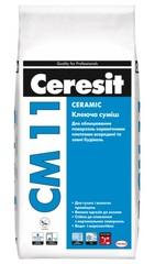 Клей для керамической плитки Ceresit СМ11 27кг