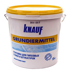 Грунтовка Грундирмиттель Knauf  15кг