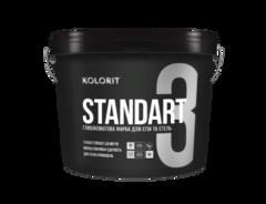 Краска Standart 3 Колорит, базис А 9л