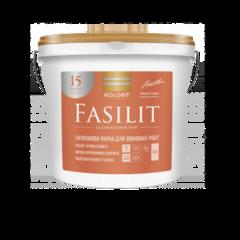 Краска Fasilit Колорит базис А 9л