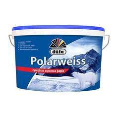 Краска Polarweiss D605 DUFA 10л