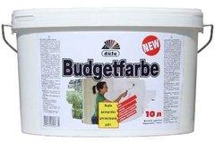 Краска интерьерная для стен DUFA Budgetfarbe 10л