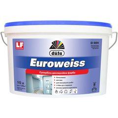 Краска Euroweiss D604 DUFA 10л