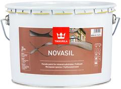 Краска фасадная Tikkurila NOVASIL MRA 9л