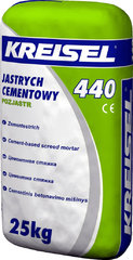 Стяжка цементная усиленная КREISEL 440 25кг