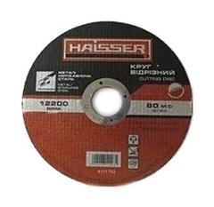 Круг отрезной по металлу Haisser 230х2,5х22,2