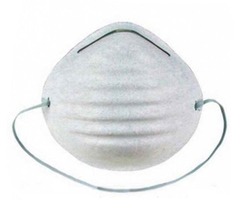 Маска малярная лепесток 10 шт