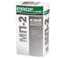 Смесь для кладки газоблока Profline МП-2 25кг