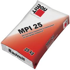 Штукатурная смесь Baumit MPI 25, 25кг