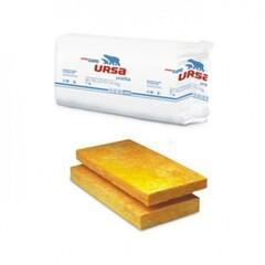 Минеральная вата URSA универсальная плита 1250*600*100 уп.4,5 м.кв