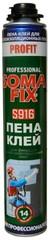 Пена-клей SOMA FIX PROFIT (для пенополистирола) 750 мл